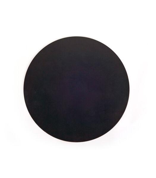 ELLIS onderlegger rond zwart