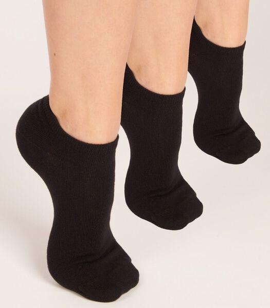 Enkelsokken 3 pack socks d-39-42