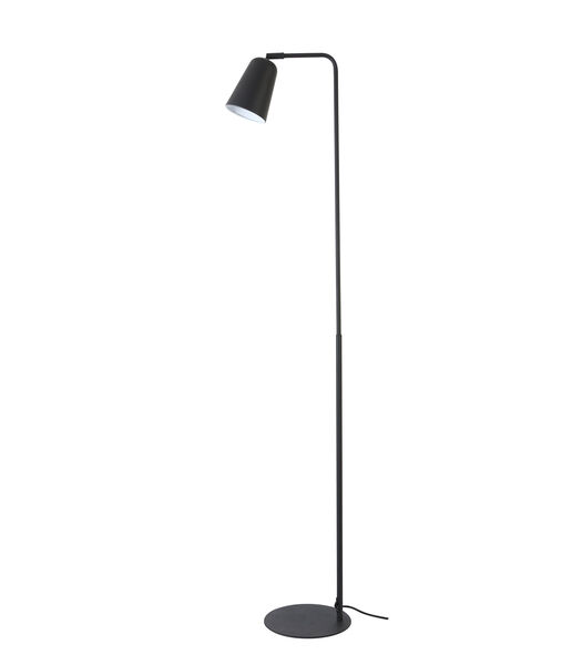 Vloerlamp Kiara - Mat Zwart - 34x23x148 cm