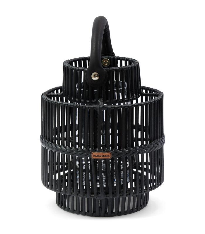 Bartolome Outdoor Lantern black M image number 0