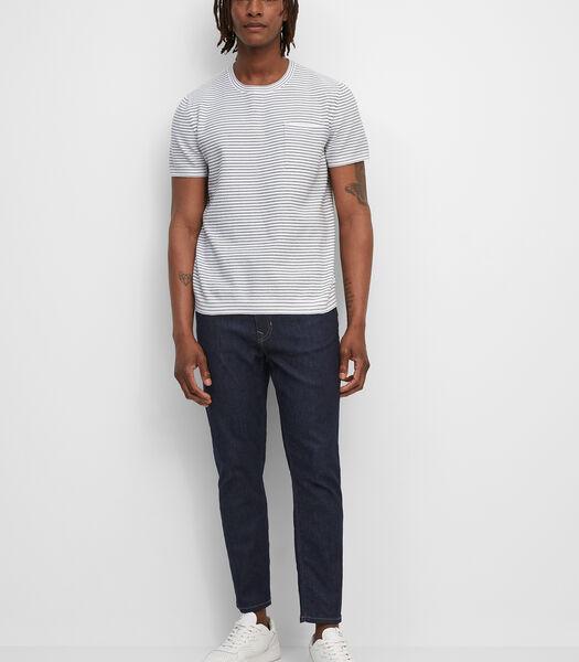 Jeans model SKEE tapered van authentiek denim
