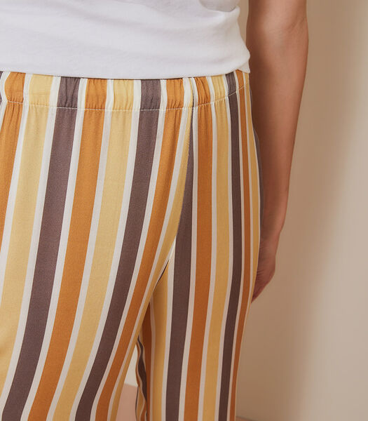 Paris Paris - Homewear broek  zijdesatin