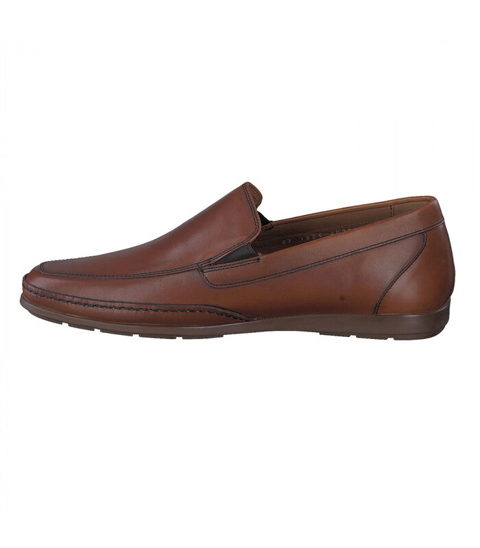 ANDREAS - Loafers leer image number 2