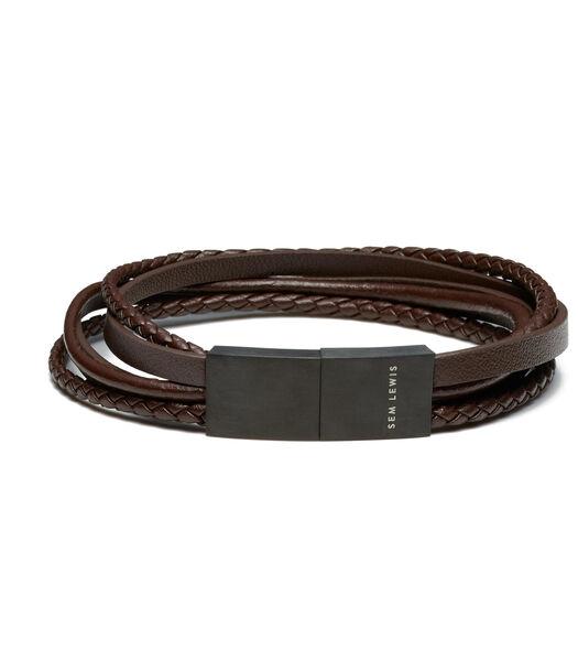 Bakerloo Armband bruin SL210027