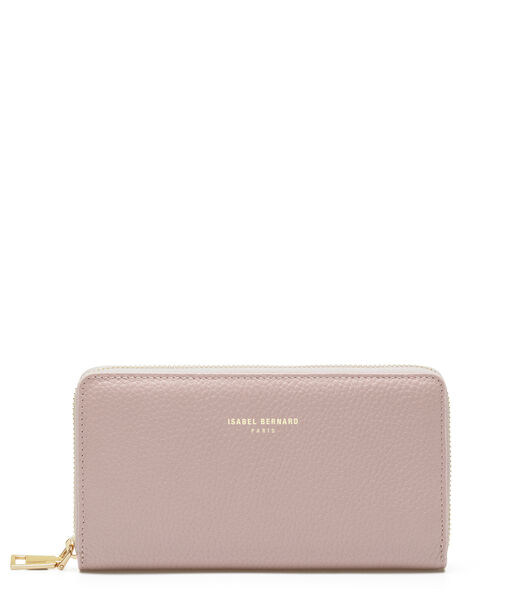Honoré Ritsportemonnee roze IB23009