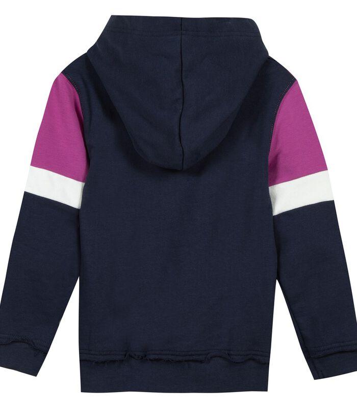 Fleece hoodie image number 1