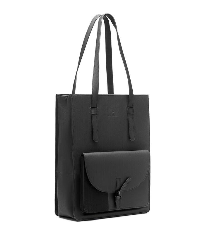 Essential Bag Shopper zwart VH25001 image number 4