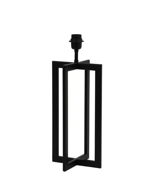 Abat-jour 46 cm MACE noir mat