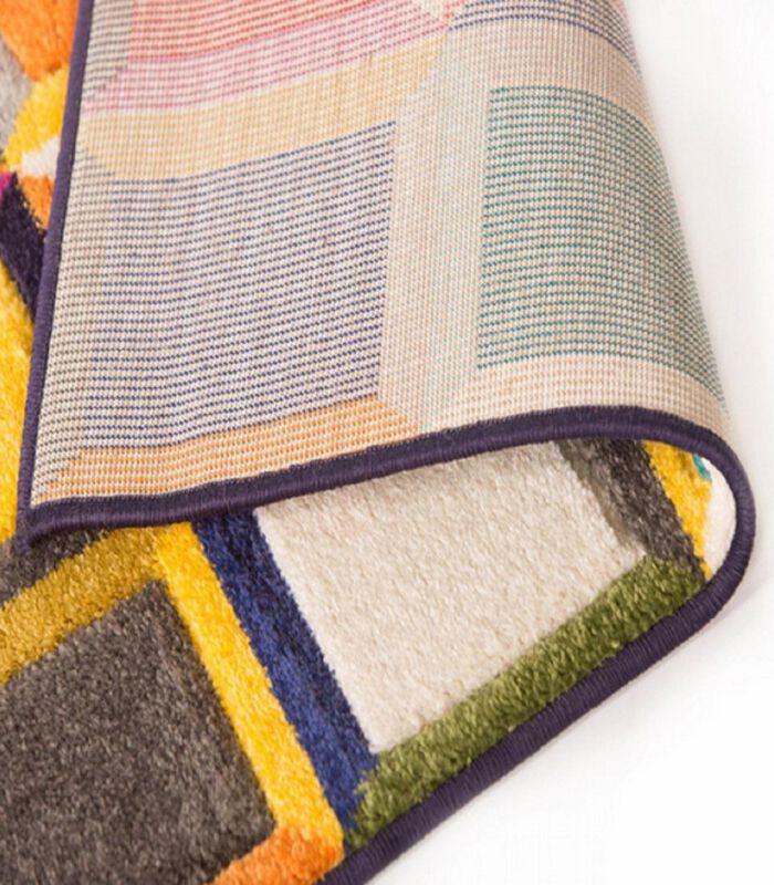 Designer en kleurrijk vloerkleed WHIRL image number 2