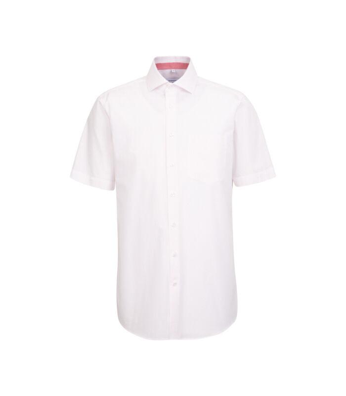 Overhemd Regular Fit Korte mouwen Stippen image number 0