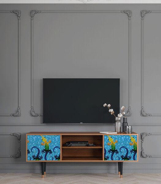T1 Gaudi's Lizard - Tv-meubel - 2 deuren