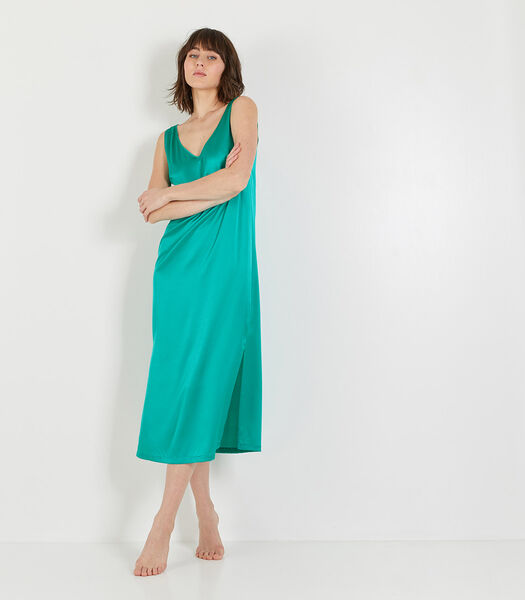 Rêve de soie - Lang nachthemd Soie