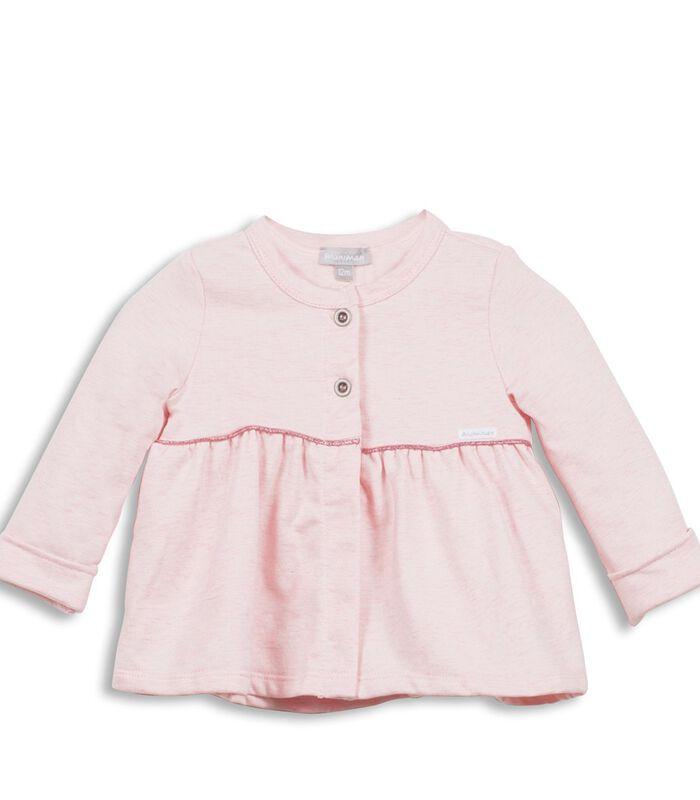 3-delig vest t-shirt en broek set image number 1
