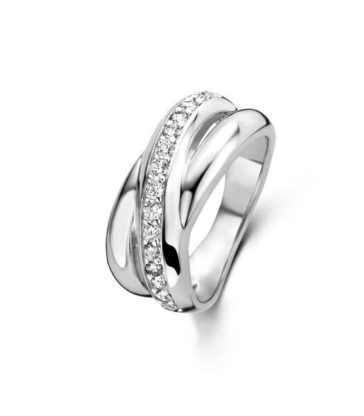Ponte Vecchio Ring zilverkleurig PDM33008-60