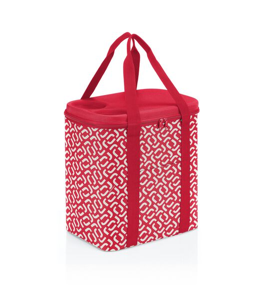 Coolerbag XL - Sac de Refroidissement - Signature Rouge