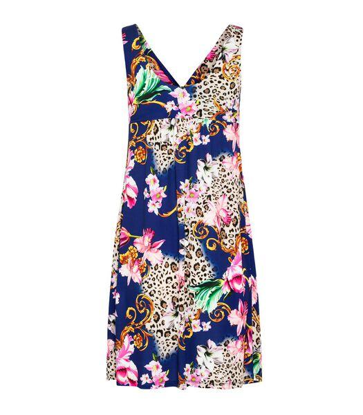 Uitlopende jurk PACO