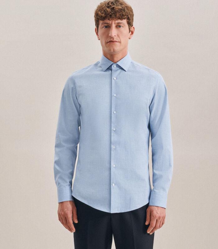 Overhemd X-Slim Fit Lange mouwen Uni image number 4