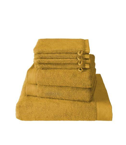 Set de serviettes 7 pièces Maom Ochre