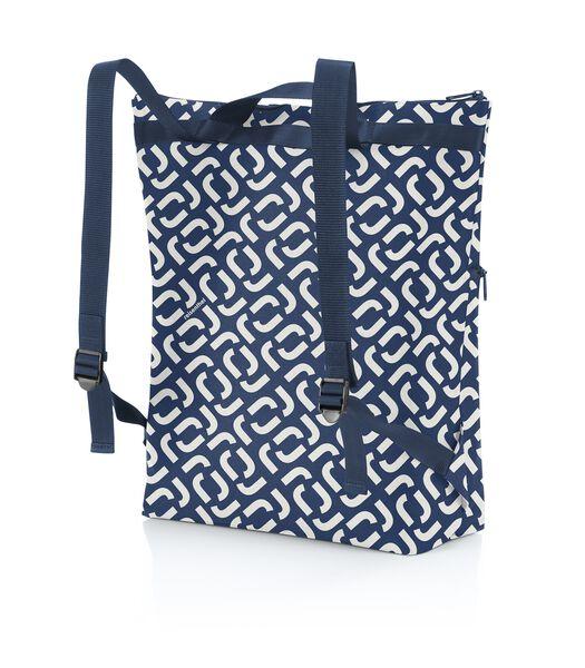 Cooler-Backpack - Koeltas - Signature Navy Blauw