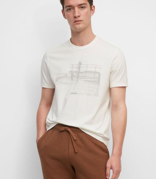T-shirt van heavy cotton-jersey