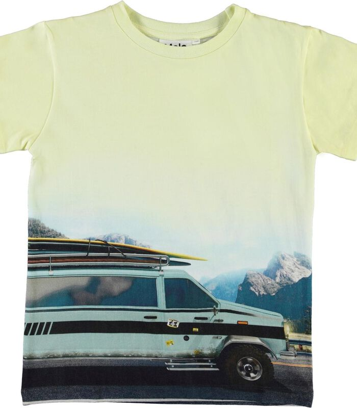 T-shirt Raul Road Trip image number 0