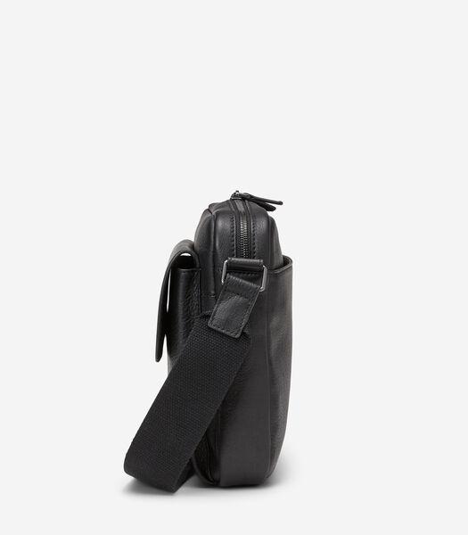 Business bag van zacht nappaleer