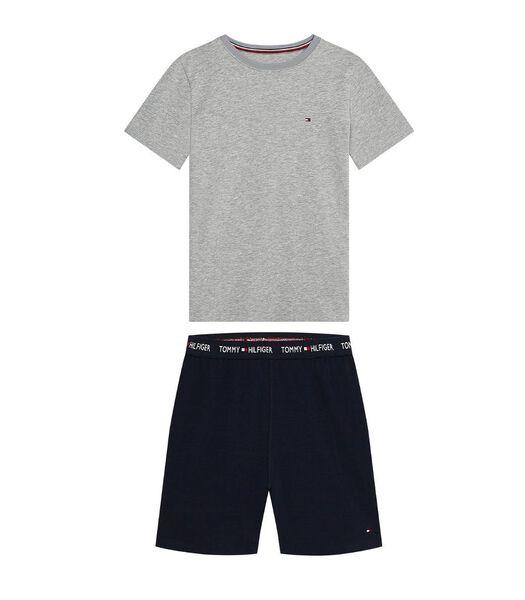 Pyjama korte broek short set j-152-164