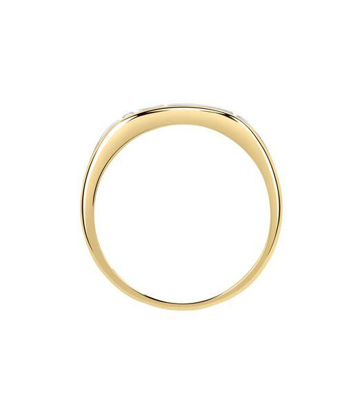 GENT Ring Geelgoud 750