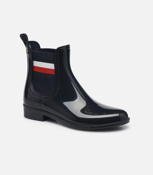 CORPORATE RIBBON RAINBOOT Boots en enkellaarsjes