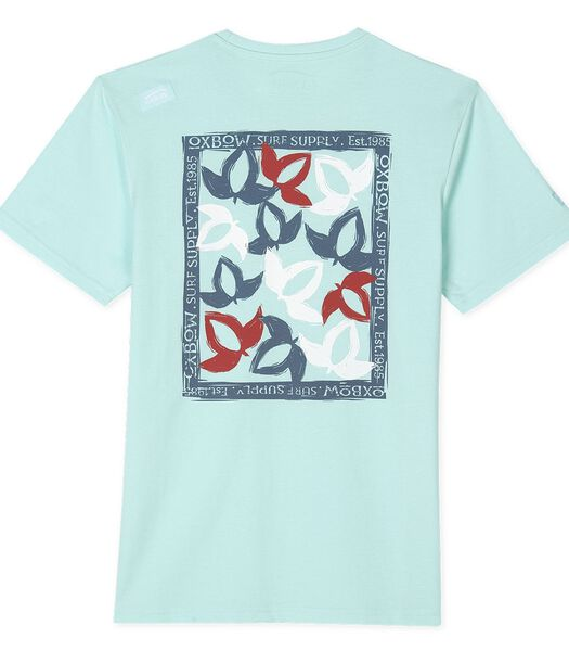 T-shirt met korte mouwen TARLA