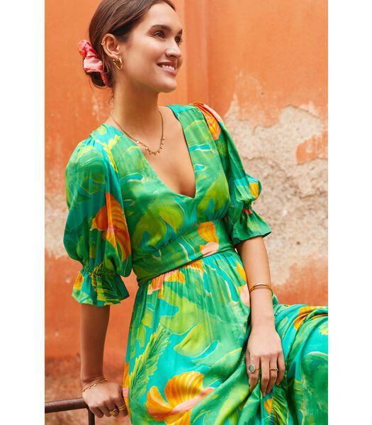 Boheemse jurk CARNAVAL VAN RIO