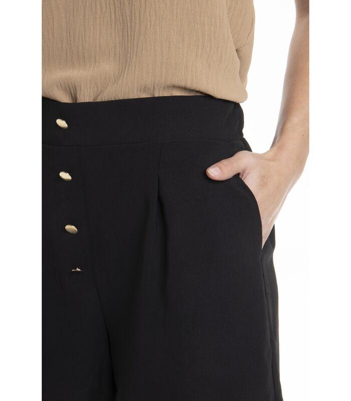 CHRISTINE-Korte broek  hoge taille image number 2