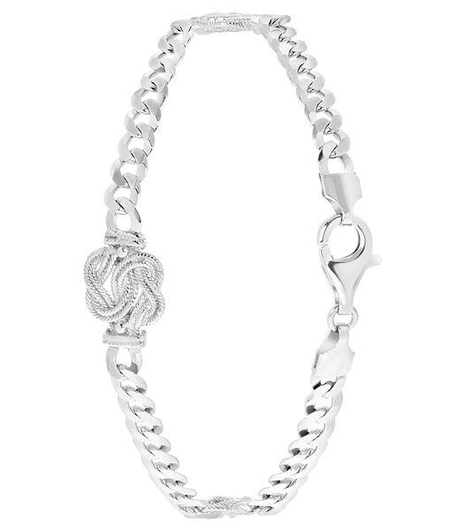 Bracelet en argent heurtoir surinamais