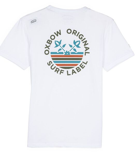 T-shirt met korte mouwen TAXO