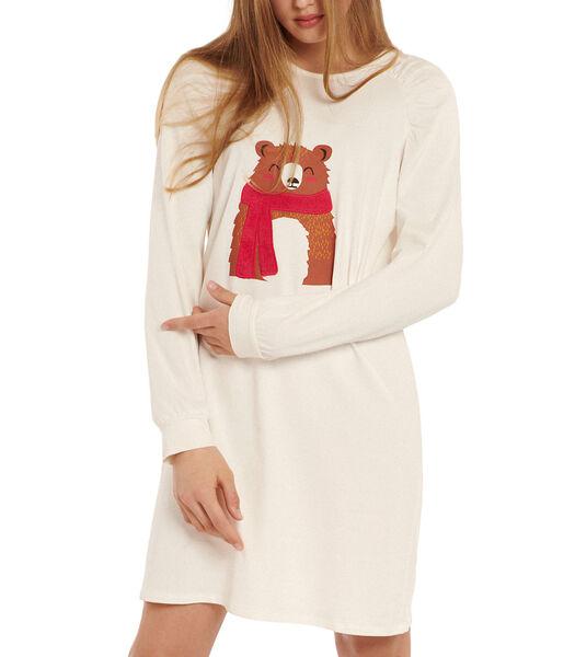 Nachthemd met lange mouwen Wonderland