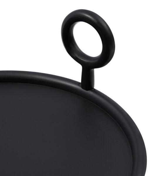 Nolita Side Table Black