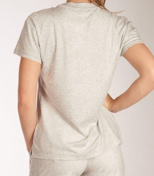 T-shirt ronde hals   d-42