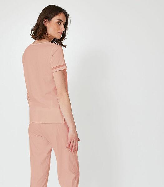 Hanaé - Pyjama 7/8 katoen