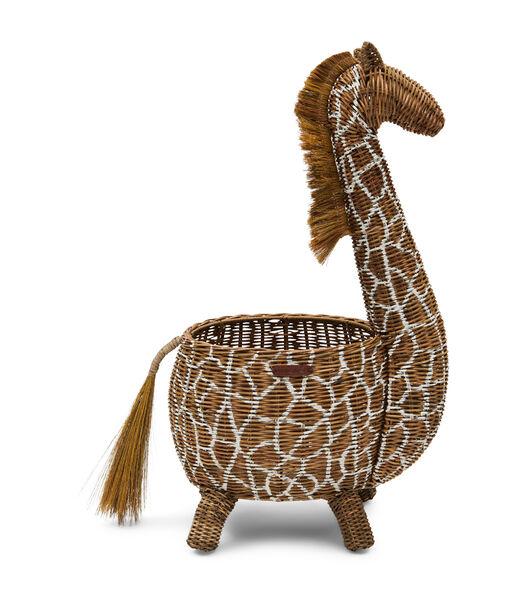 Happy Giraffe Basket