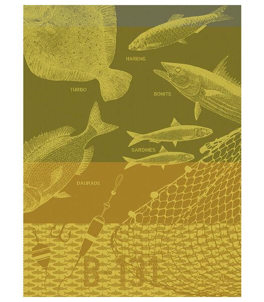 Pêche en mer Torchon 60x80