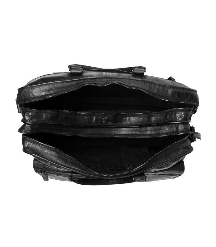 The Chesterfield Brand Rowan Laptopbag black image number 2