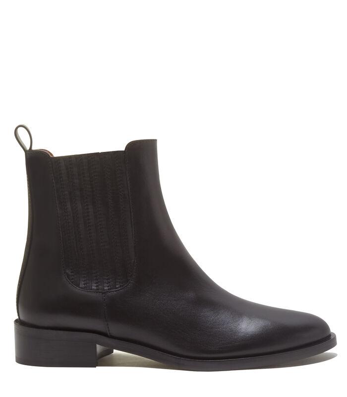 Vendôme Chelsea Boots zwart IB53000-01-38 image number 0
