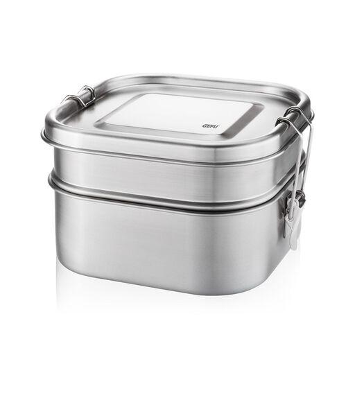 Lunchbox ENDURE, twee niveaus
