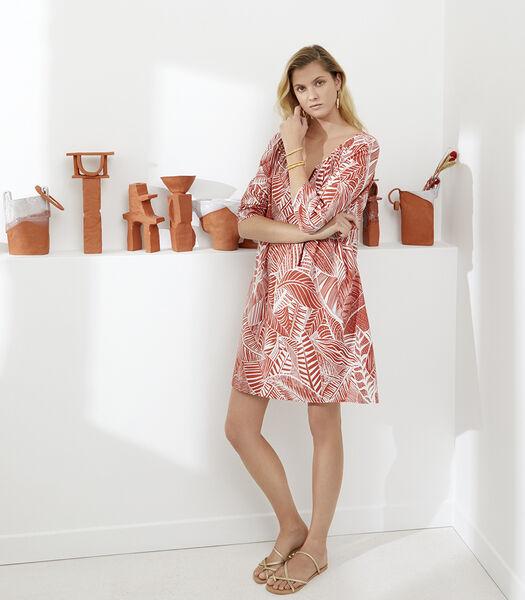 Alizé - Homewear korte Jurk katoen