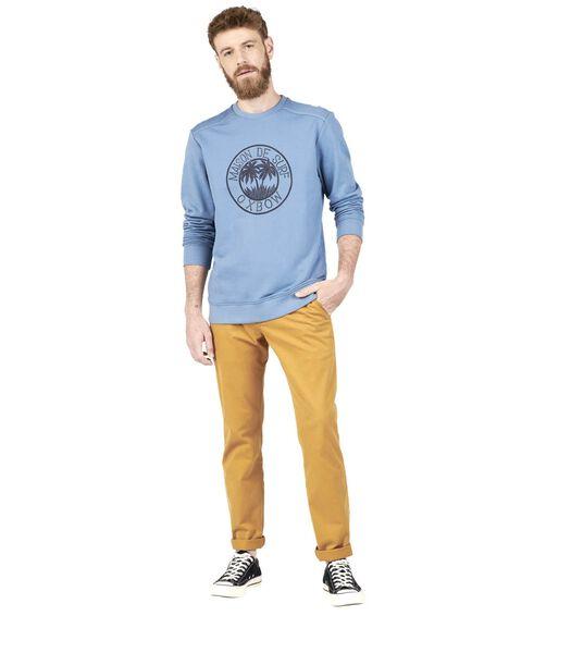 Sweater ronde hals SKOL
