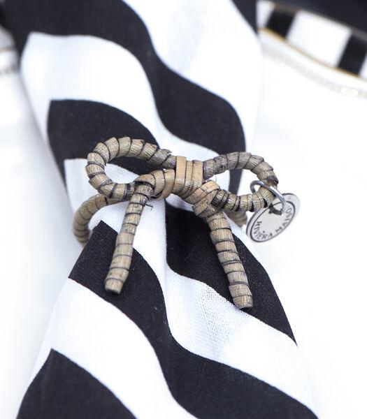RR Lovely Bow Napkin Ring