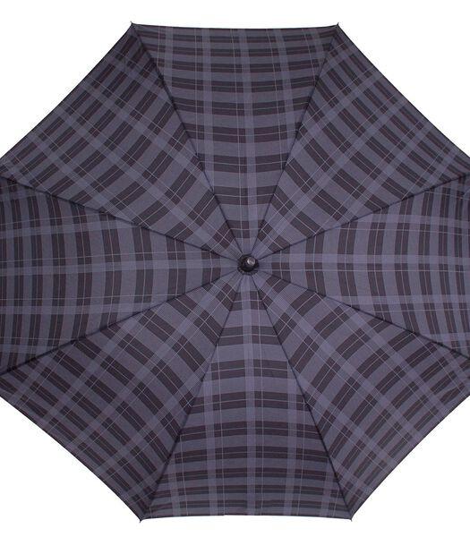 Parapluie canne homme Carreaux