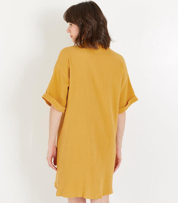 Épice - Homewear hemd katoen image number 2