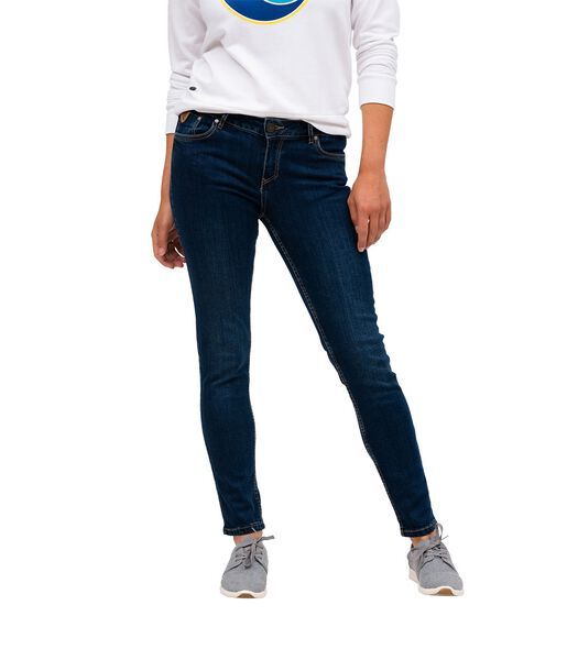 Jeansbroek slim fit BOER