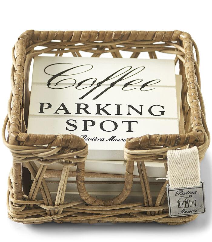 Parking Spot Coasters image number 0